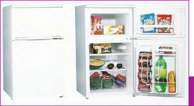 mini frigo avec freezer congelateur tiroir. Black Bedroom Furniture Sets. Home Design Ideas