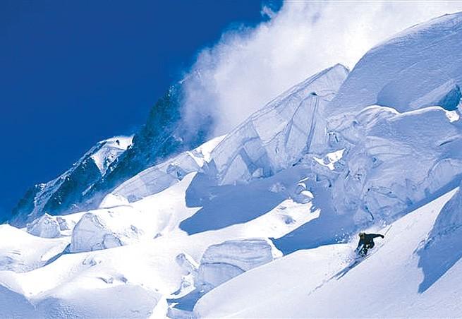 Station De Ski Chamonix Alpes Du Nord Haute Savoie Vacances