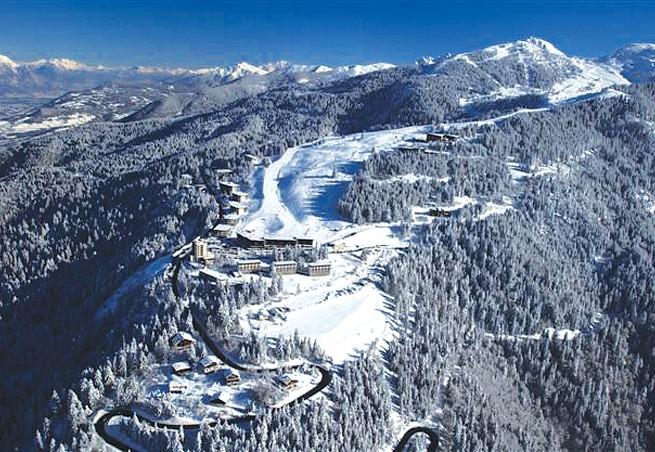 Station De Ski Le Collet D Allevard Alpes Du Nord