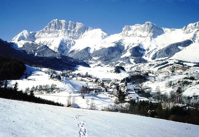 Station de ski gresse en vercors alpes du nord is re - Office du tourisme gresse en vercors ...