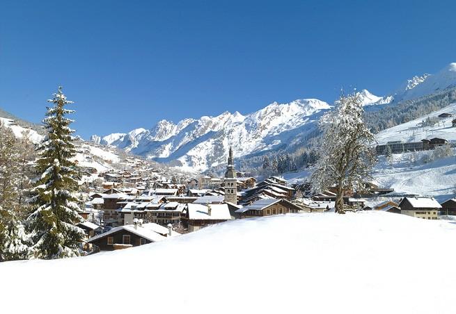 Station De Ski La Clusaz Alpes Du Nord Haute Savoie