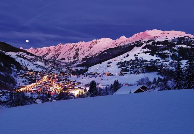 Station De Ski La Clusaz Alpes Du Nord Haute Savoie Vacances