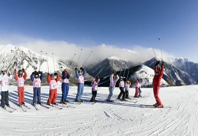 La Colmiane - Locations de ski La Colmiane