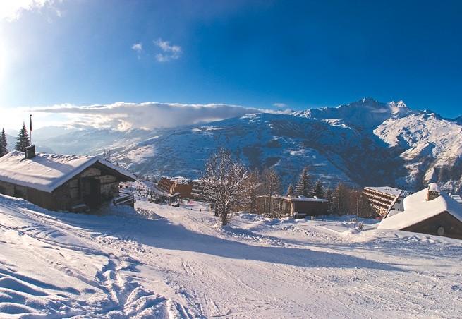 Station de ski les arcs bourg saint maurice alpes du - Bourg saint maurice office du tourisme ...
