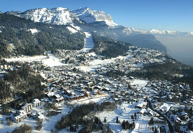 Station de ski Les Carroz d\'Arâches - Alpes du Nord - Haute-Savoie ...