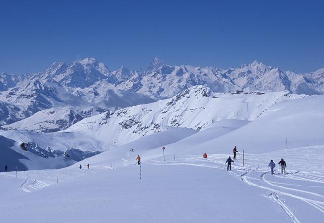 Location Appartement Deux Alpes