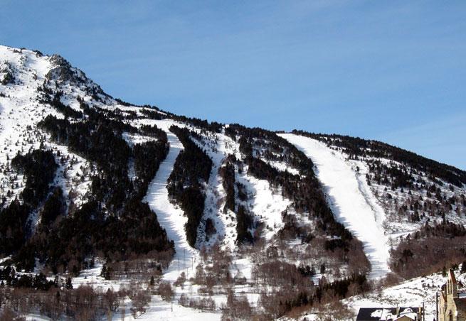 Station de ski port puymorens pyr n es pyr n es - Webcam porte puymorens ...
