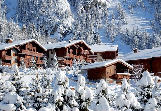station de ski pralognan la vanoise alpes du nord savoie domaine skiable