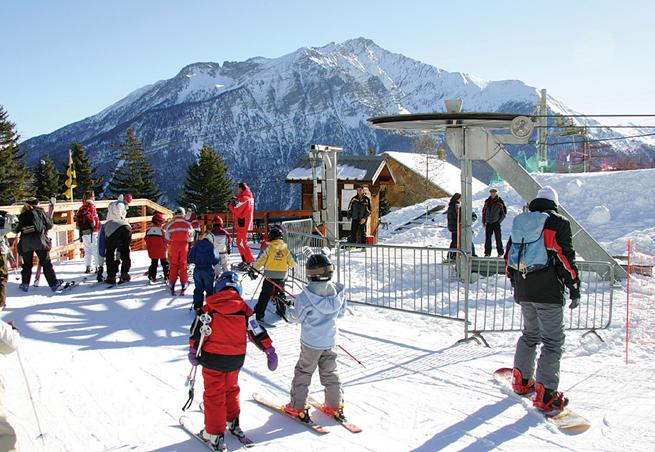 Station De Ski Sainte-anne La Condamine