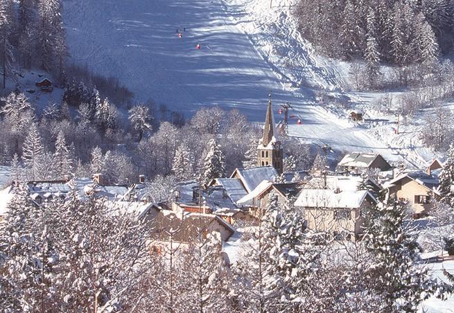 Station de ski serre chevalier alpes du sud hautes - La salle les alpes office du tourisme ...