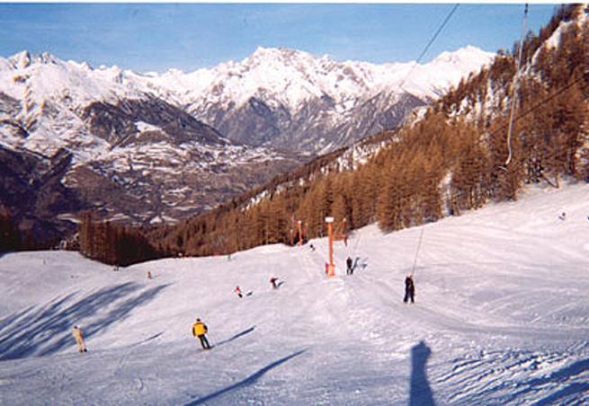 Station de ski saint l ger les m l zes alpes du sud - Office du tourisme st leger les melezes ...