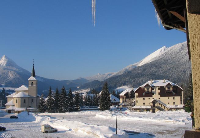 Station de ski saint pierre en chartreuse alpes du nord - Office du tourisme st pierre de chartreuse ...