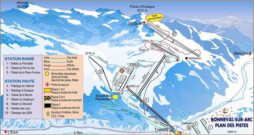 Station de ski bonneval sur arc alpes du nord savoie vacances - Office de tourisme de bonneval sur arc ...
