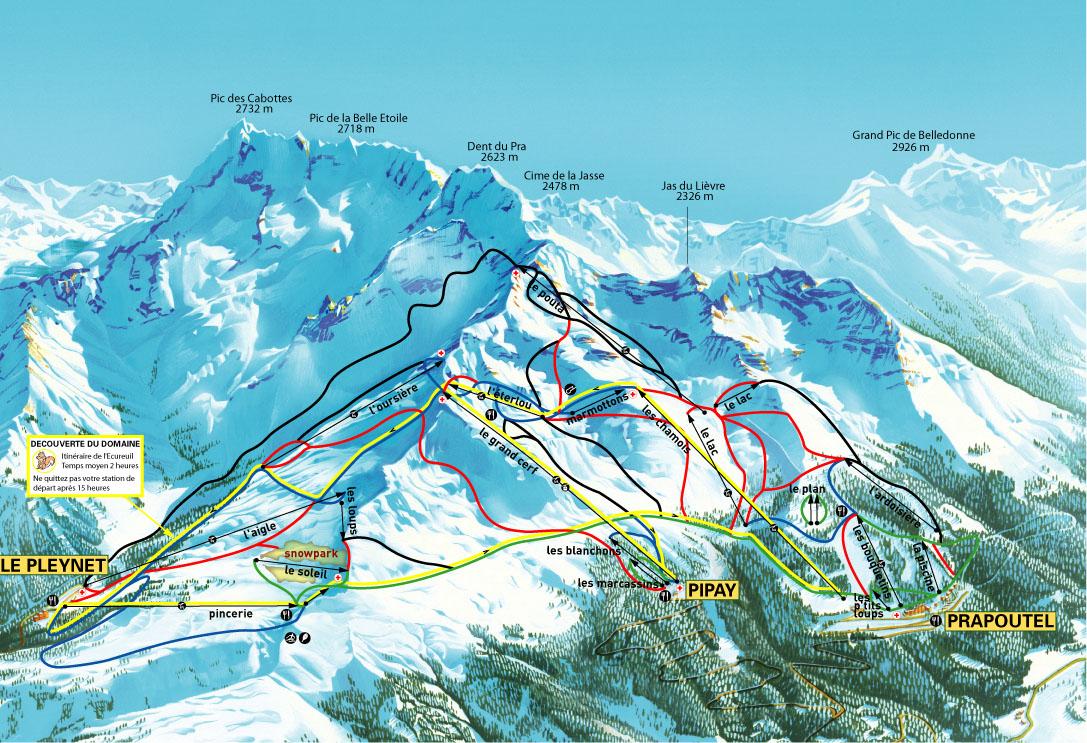 Station De Ski Les 7 Laux Alpes Du Nord Is 232 Re Vacances