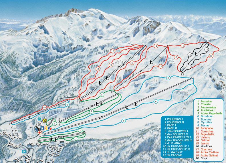 station de ski les monts d olmes pyr 233 n 233 es ari 232 ge vacances