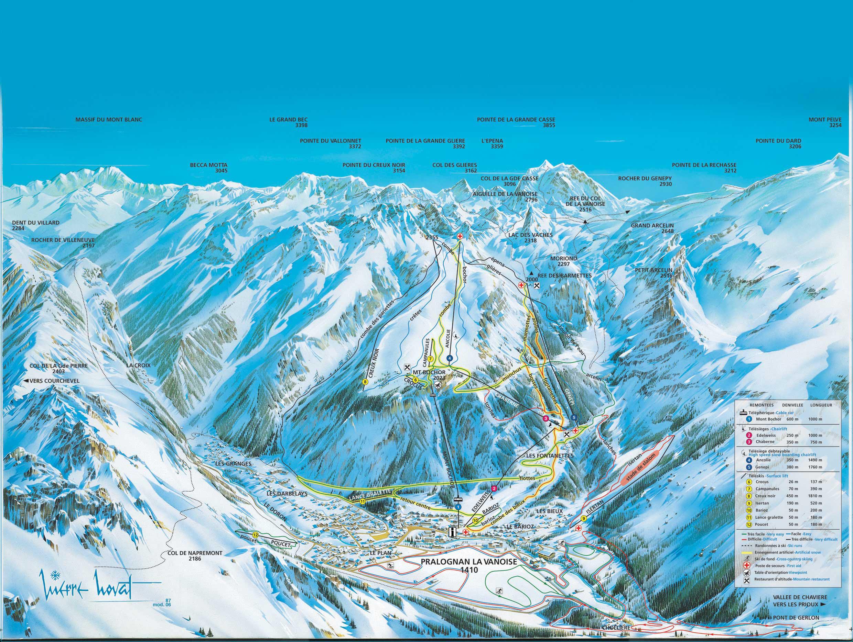 Station de ski pralognan la vanoise alpes du nord - Pralognan la vanoise office du tourisme ...