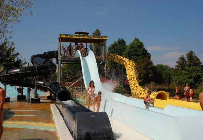 Aqualand Bassin D Arcachon Parc Attraction Parcs Aquatiques Gujan Mestras 33470