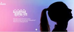 Etudiants participez au challenge Accenture In Real Life 2021