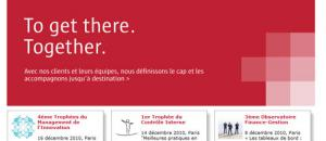 BearingPoint France recrute 200 consultants en 2011