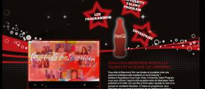 Connaissez vous l'University Talent Program de Coca Cola?