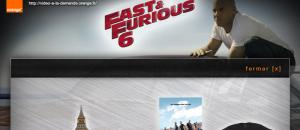 Concours Fast & Furious 6