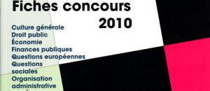 Fiches concours 2010