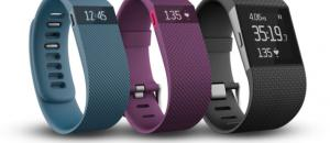Fitbit Charge, Fitbit Charge HR et Fitbit Surge