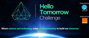Orange, partenaire principal de Hello Tomorrow Challenge