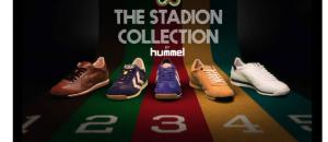 Hummel lance une collection exclusive de sneakers