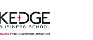 KEDGE Business School &  l'insertion d'étudiants en situation de handicap