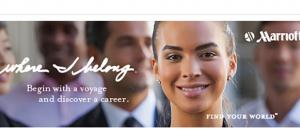 MARRIOTT recrute sur Mobile