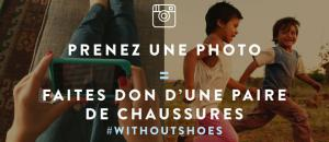 TOMS : ONE DAY WITHOUT SHOES