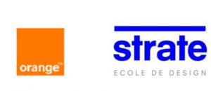 Strate Ecole de Design signe une convention de partenariat avec Orange