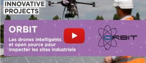 Des drones intelligents et open source  pour inspecter les sites industriels