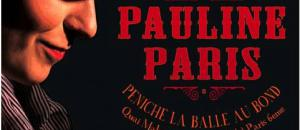 PAULINE PARIS : Nouvel Album Le Grand Jeu