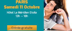 Salon Masters & Doctorats Internationaux QS World Grad School Tour Paris