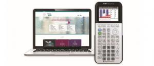 La calculatrice TI-83 Premium CE de Texas Instruments :