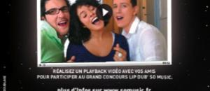 La carte So Music fait son Lip Dub sur somusic.fr !
