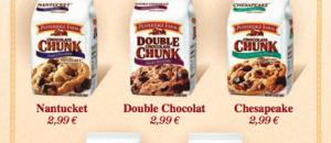 Les cookies moelleux ou croquants de Pepperidge Farm !