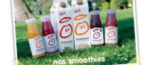 Le Smoothie Innocent a débarqué en France !