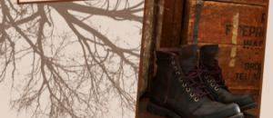 Chaussure EarthKeepers™ de TIMBERLAND : la Nature reprend ses droits !