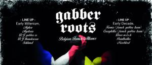 Gabber roots: Belgian French alliance