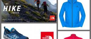 Collection Hiking de The North Face