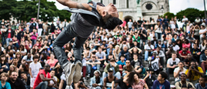 « Le Redbull Beat it débarque à Paris »