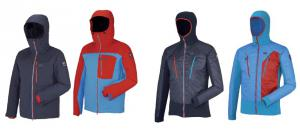 Nouvelle collection MILLET TRILOGY, pour les amateurs de skis les plus exigeants