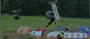 Le Gold Rider Contest 2009 de Mountainboard