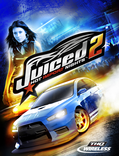 juiced 2   nouvelle version du jeu de course de rue