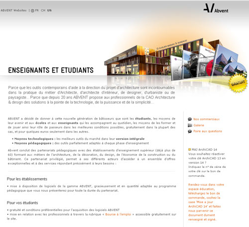 exemple de cv etudiant en architecture