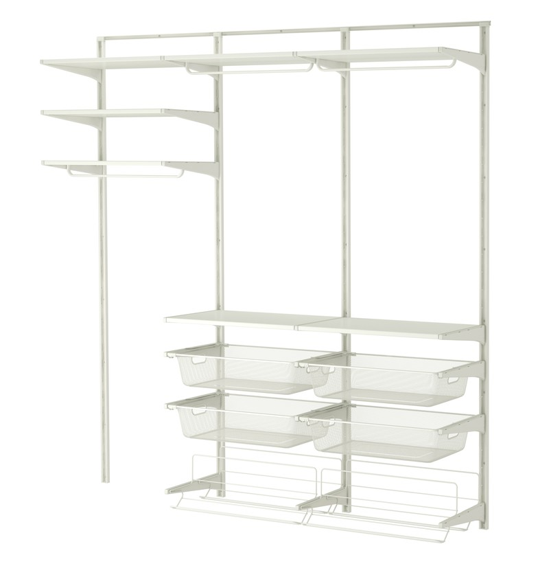 ikea algot planner with Meubler Sa Chambre Ou Son Appartement D Etudiant Pour La Rentree 2013 Pour Environ 250euros A25966 on Index as well 2014 Ikea Small Space Living as well Cabina Armadio Ikea furthermore Ikea Closet Organizers also Where do i get cabi s for a builtin office.