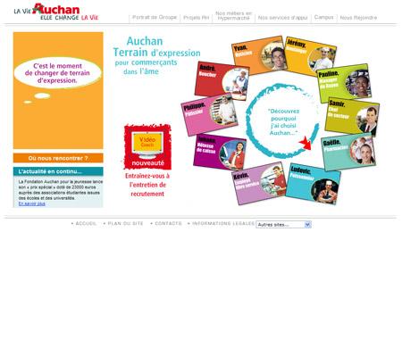 Appel projets de la fondation auchan pour la jeunesse - Auchan recrutement etudiant ...